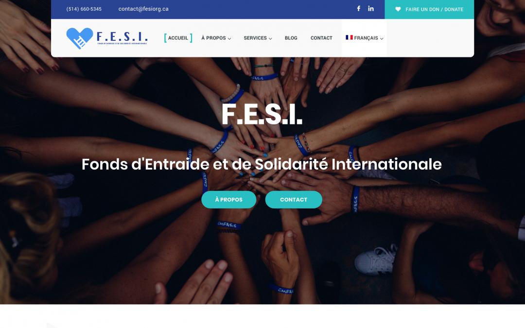 F.E.S.I. (Fonds d'Entraide et de Solidarité Internationale)